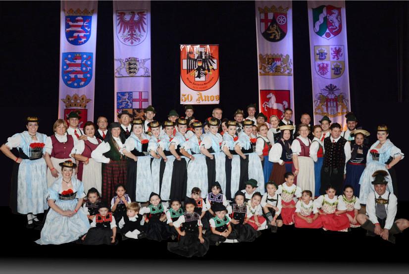 50 anos - Grupo Folclórico Germânico Alte Heimat